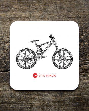 Bike Ninja Retro Classics 1982 Salsa Scoboni Coaster