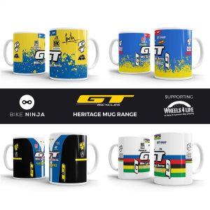 Mugs Products - Bike Ninja
